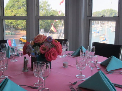 Clubhouse Table Settings